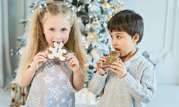 Διατροφή παιδιού στις γιορτές: Πώς να περιορίσετε τους πειρασμούς