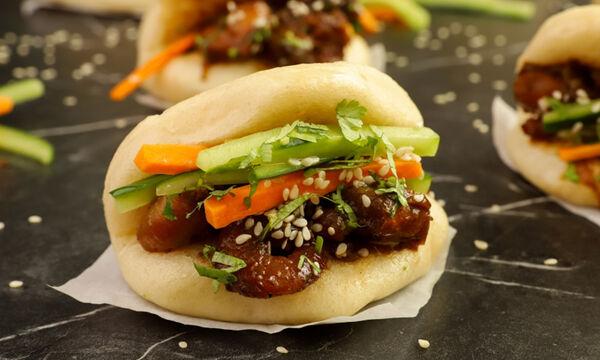 Ψωμάκια στον ατμό(bao buns) - Δείτε πώς θα τα φτιάξετε