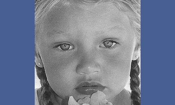 Αναγνωρίζετε ποιο πασίγνωστο μοντέλο είναι το κοριτσάκι της φωτογραφίας; (pics)