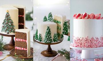 Tips για την πιο εντυπωσιακή διακόσμηση του χριστουγεννιάτικου κέικ (vid)