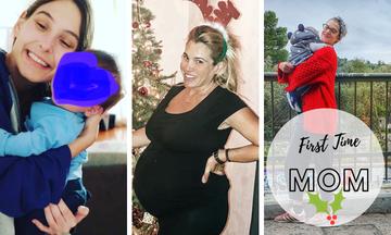 Πρώτη φορά μαμά – Ελληνίδες διάσημες που θα γιορτάσουν τα πρώτα Χριστούγεννα με τα μωρά τους (pics)