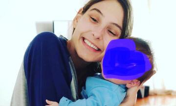 Φωτεινή Αθερίδου: Παντού με τον γιο της - Δείτε τις νέες φώτο που δημοσίευσε στο Instagram (pics)