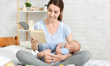 Βιβλία για βρέφη και νήπια: Ποια είναι κατάλληλα για το παιδί μου;