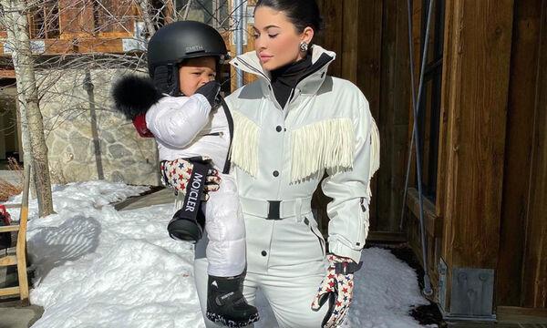 Η κόρη της Kylie Jenner έκανε κάτι που μάλλον εμείς δε θα καταφέρουμε ποτέ