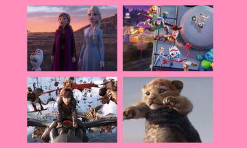 Αυτές οι ταινίες κινουμένων σχεδίων κονταροχτυπιούνται στα μεγάλα βραβεία: Ψήφισε την καλύτερη