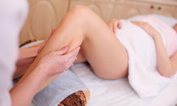 Πώς θα κάνετε σωστά μασάζ στα πόδια σας κατά τη διάρκεια της εγκυμοσύνης (vid)