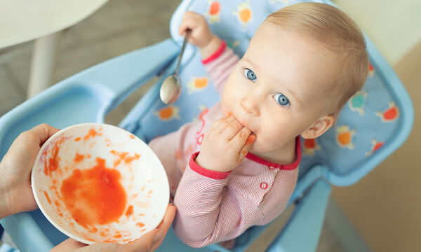 Επτά σπιτικές φρουτόκρεμες που το μωρό σας θα λατρέψει (vid)