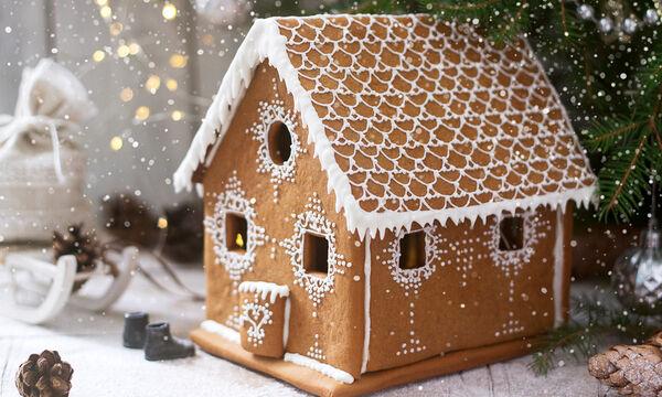 Αυτά είναι τα πιο εντυπωσιακά gingerbread σπιτάκια – Δείτε τα και φτιάξτε το δικό σας (vid)