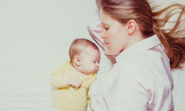 Ύπνος μαζί με το παιδί; Υπάρχουν περιπτώσεις που το επιτρέπουν;