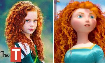 Δέκα παιδιά που πραγματικά μοιάζουν με χαρακτήρες της Disney - Θα μείνετε άφωνοι (vid)