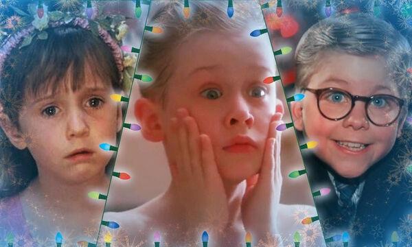 Δείτε τι κάνουν σήμερα τα παιδιά που πρωταγωνίστησαν σε αγαπημένες χριστουγεννιάτικες ταινίες (vid)