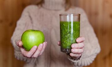 Τρία detox smoothies για την τέλεια αποτοξίνωση μετά τις γιορτές (vid)