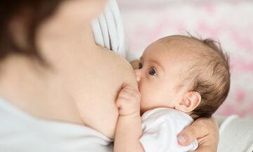 5 συμβουλές για να αποφύγετε τη μαστίτιδα την περίοδο του θηλασμού (vid)
