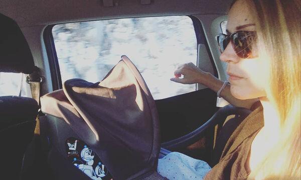 Ιωάννα Παππά: Αυτές είναι οι ωραιότερες φωτογραφίες με το μωρό της (pics)