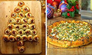 Τέσσερις γευστικές χριστουγεννιάτικες συνταγές που θα ενθουσιάσουν τα παιδιά (vid)