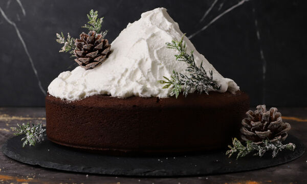 Χριστουγεννιάτικο Gingerbread κέικ - Αρωματικό και πανεύκολο
