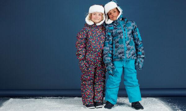 Χειμερινή Εξόρμηση: Τα ρούχα που πρέπει να συμπεριλάβεις στις αποσκευές του μικρού σου!
