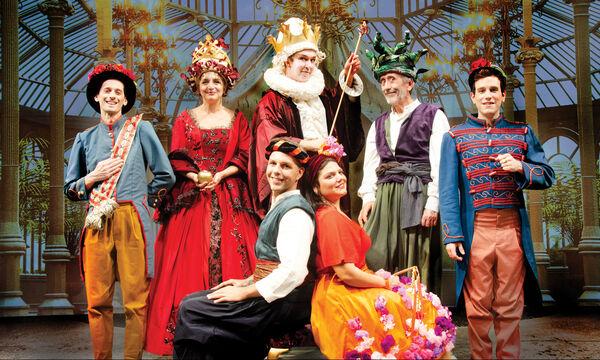 Θέατρο Αλίκη: «Τα Καινούργια ρούχα του βασιλιά» - Εορταστικό πρόγραμμα παραστάσεων