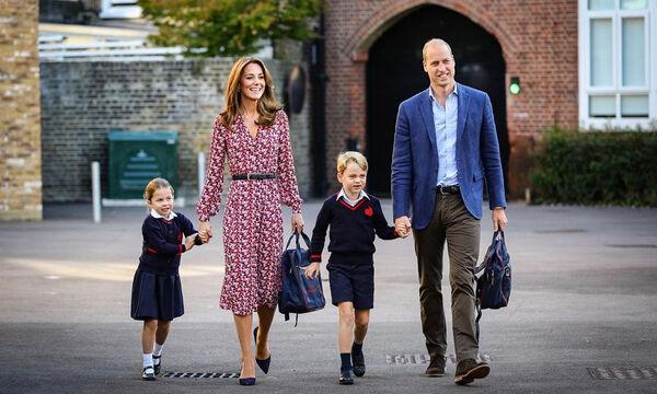 Kate Middleton-Πρίγκιπας William: Η οικογενειακή χριστουγεννιάτικη κάρτα τους για το 2019 (pics)