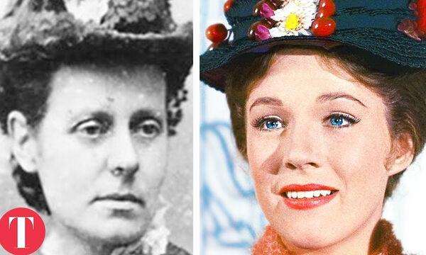 Η πραγματική «Mary Poppins» και η ιστορία της (vid)