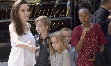 Έτσι μεγαλώνουν τα παιδιά τους η Angelina Jolie και ο Brad Pitt (vid)