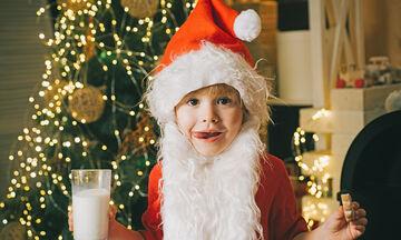 Τι πρέπει να προσέξω στη διατροφή των παιδιών την περίοδο των Χριστουγέννων;