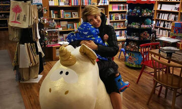 Ευδοκία Ρουμελιώτη: Δείτε την υπέροχη φωτογραφία που δημοσίευσε με τον γιο της (pics)