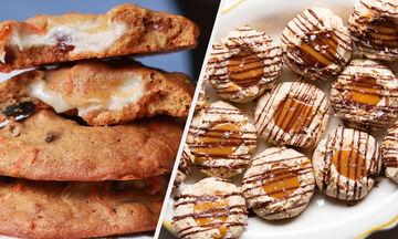 Πέντε συνταγές για Χριστουγεννιάτικα μπισκότα που μπορείτε να προσφέρετε ως δώρο (vid)