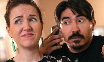 Περίεργα πράγματα που κάνουν τα ζευγάρια όταν χάνουν το κινητό τους τηλέφωνο (vid)