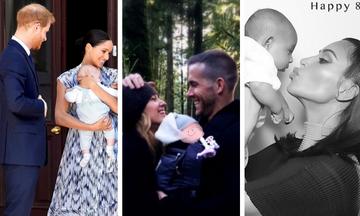 Το 2019 ήταν γεμάτο με υπέροχα διάσημα μωρά (pics+vids)