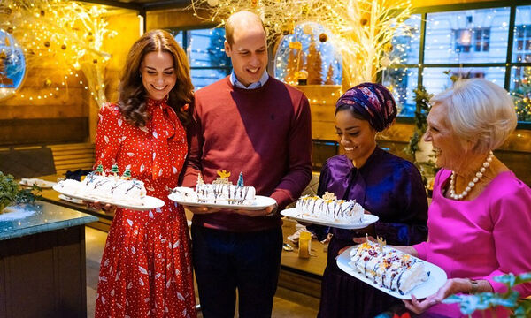 Η Kate Middleton μόλις αποκάλυψε τις πρώτες λέξεις που είπε ο Louis (pics+vid)