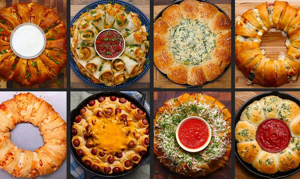 Εννέα πρωτότυπες συνταγές για finger food ιδανικές για το πρωτοχρονιάτικο πάρτι (vid)