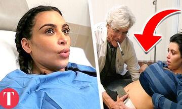Οι κανόνες που έπρεπε να ακολουθεί το προσωπικό του μαιευτηρίου στις εγκυμοσύνες των Kardashian