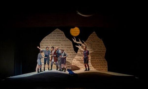 «Ένα παιδί μετράει τ' άστρα» στο Δημοτικό Θέατρο Απόλλων
