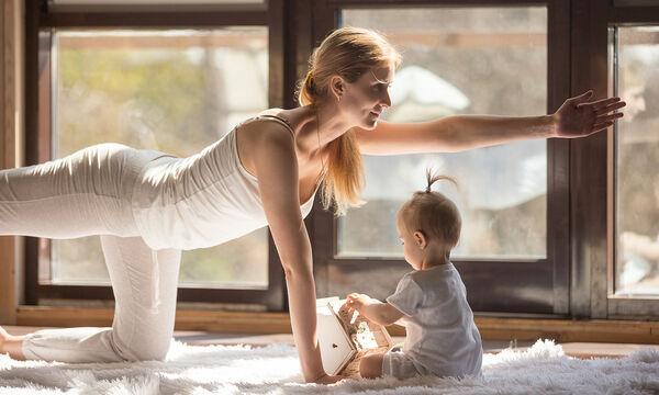 Γυμναστική μετά από καισαρική: Τι πρέπει να γνωρίζετε (vid)