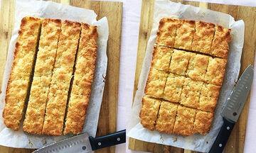 Πεντανόστιμο γλυκάκι με βερίκοκα και καρύδα (pics)