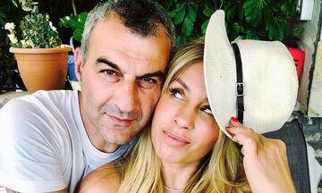 Γωγώ Μαστροκώστα: Η πρωτοχρονιάτικη φωτoγραφία με την κόρη της που έριξε το Instagram (pics)