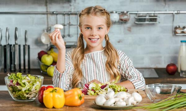 Πώς να κάνετε τα μανιτάρια νόστιμα για τα παιδιά σας (vid)