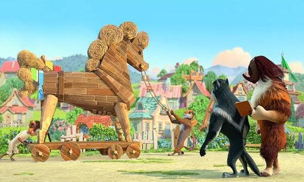 «Πρόβατα Εναντίον Λύκων 2» - Μία υπέροχη ταινία για παιδιά