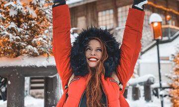 Σίσσυ Χρηστίδου: 10 φωτογραφίες από το υπέροχο ταξίδι με τα παιδιά της στη Φινλανδία (pics)