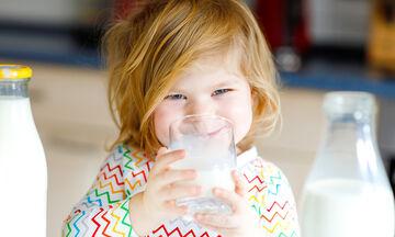 5+1 τροφές πλούσιες σε ασβέστιο για παιδιά (pics)