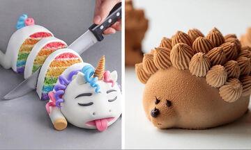 Ιδέες διακόσμησης για τα πιο πρωτότυπα και εντυπωσιακά cupcakes (vid)