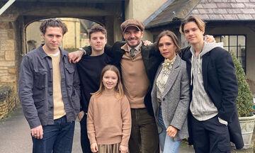 Υπάρχει ένας απαράβατος κανόνας που τηρεί η Victoria Beckham με τα παιδιά της και τον David
