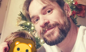 Νίκος Πουρσανίδης: Δείτε την κούκλα σύζυγό του με τον γιο τους (pics)