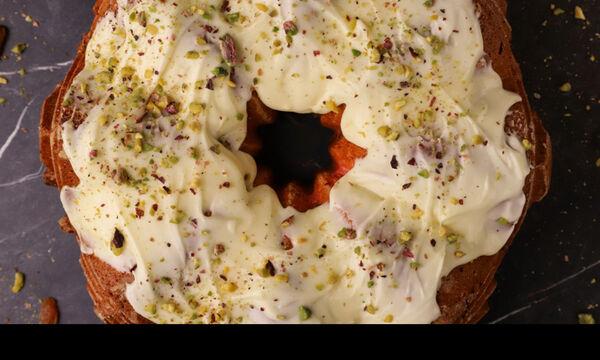 Συνταγή για κέικ με αποξηραμένα φρούτα