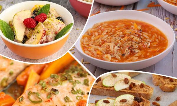 Πώς να επιστρέψεις διατροφικά μετά τις γιορτές των Χριστουγέννων;