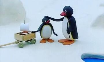 Ρετρό - Pingu: Ποιοι από εσάς θυμούνται αυτό το αξιολάτρευτο πιγκουινάκι; (pics+vids)