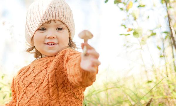 Τα οφέλη των μανιταριών στην υγεία των παιδιών (pics)