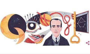 Vicente Huidobro: Ποιος ήταν και γιατί τον τιμά με doodle η Google