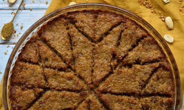 Συνταγή για απολαυστική kibbeh pie